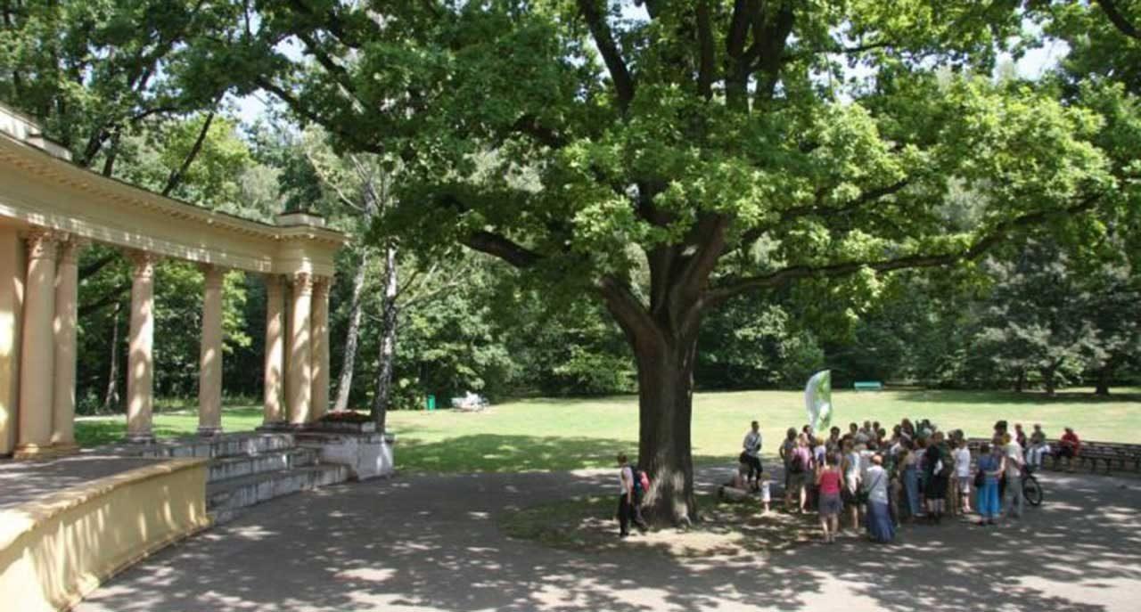 Park im. J. Piłsudskiego (na Zdrowiu)