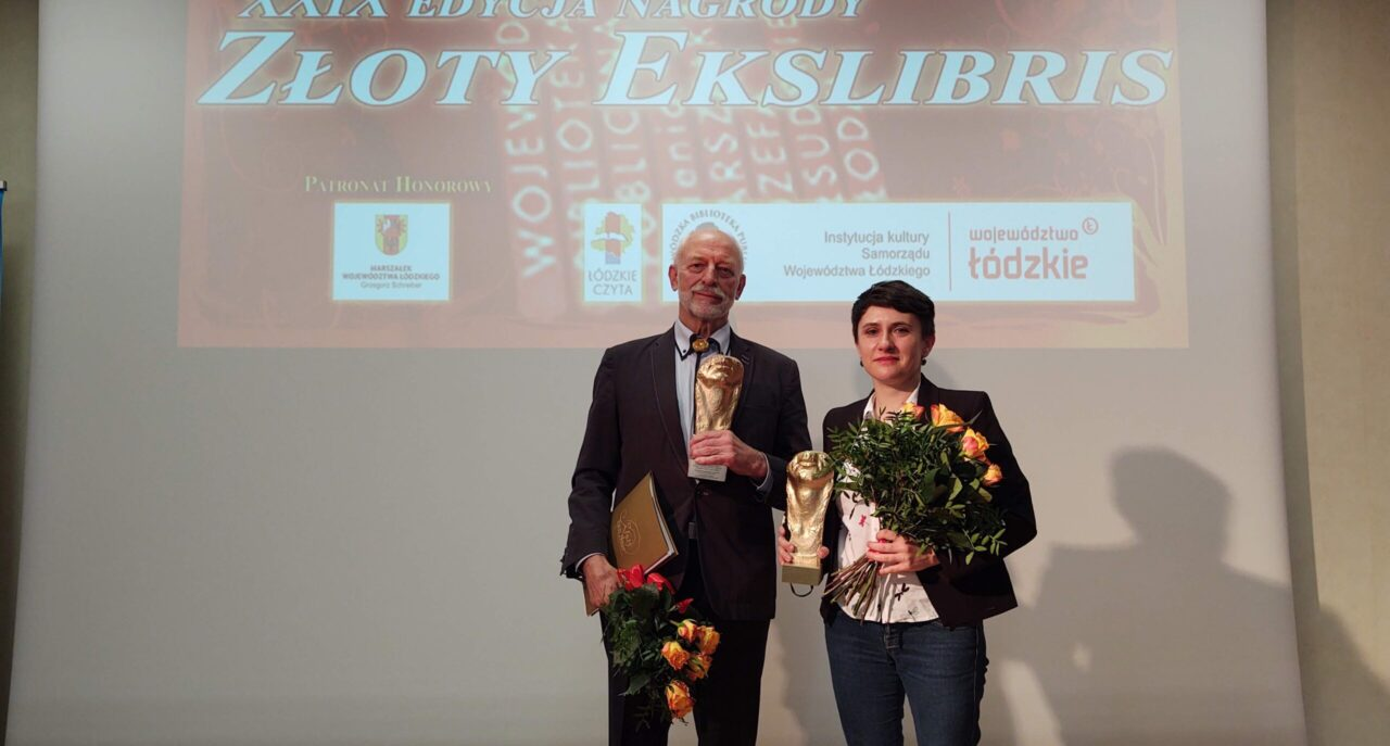 Nagroda Złoty Ekslibris